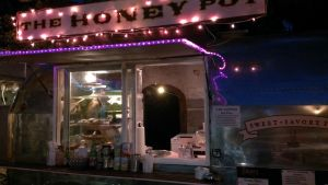 Food cart, Belmont