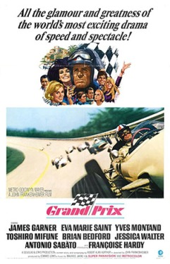 Grand Prix, from movieposter.com