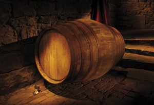 Barrel maturing at Glenmorangie - from the Glenmorangie site, - fair use (review)