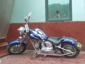 Beijing 2003, chopper