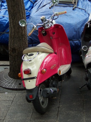 Scooter, Seoul 2005