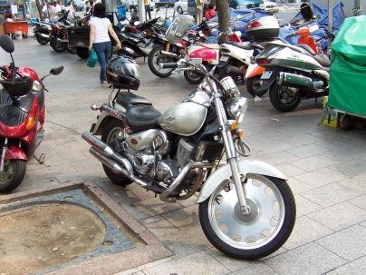Chopper, Seoul, 2005