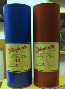 Glenfarclas packaging. 'Just the facts, ma'am.'