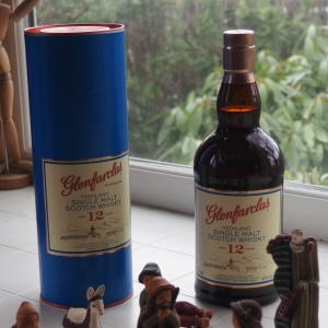 Glenfarclas 12. Unassuming packaging, excellent whisky.