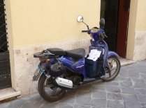 Scooter, Rome 2008