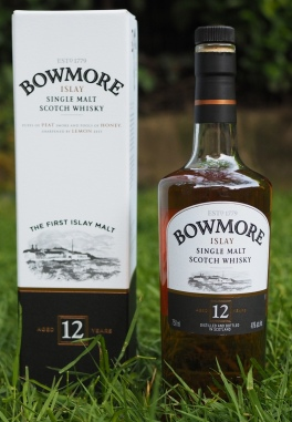 """Bowmore 12 """"the most perfectly balanced"""" in the world. Well, is it just marketing?"""
