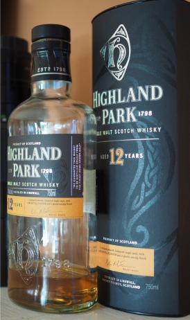 A fine whisky, but about time to buy more.