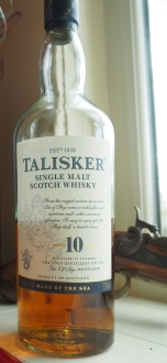 A maritime whisky, smoky and smooth.